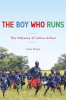 Cover art for The Boy Who Runs