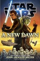 Cover art for Star Wars: A New Dawn