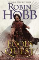 Cover art for Fool's Quest