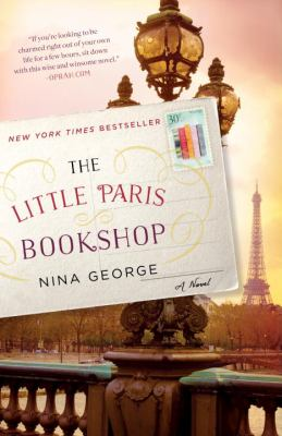 Cover Art: The Little Paris Bookshop