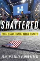 Cover art for Shattered