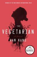 Cover art for The Vegetarian