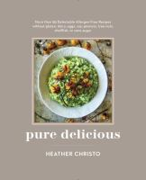 Cover art for Pure Delicious