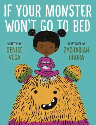 Cover art for If your monster won't go to bed