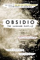 Obsidio by Kaufman, Amie © 2018 (Added: 5/22/18)