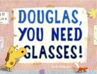 Douglas+you+need+glasses by Adamson, Ged © 2016 (Added: 6/15/16)