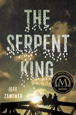 cover of The Serpent King