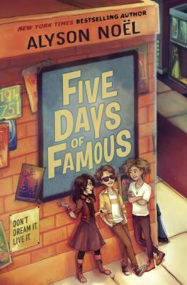 cover of Five Days of Famous