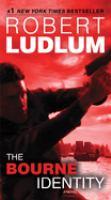 The Bourne Identity  (book cover)