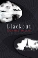 Blackout, by Connie Willis
