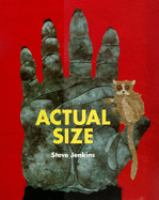 Cover art for Actual Size