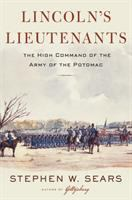 Cover art for Lincoln's Lieutenants