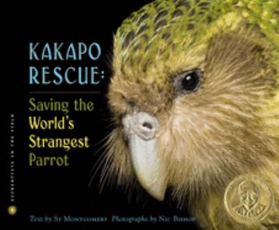 Cover image for Kakapo rescue