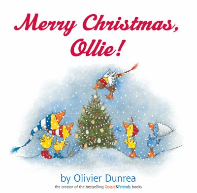Details about Merry Christmas, Ollie!