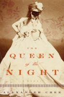 Cover art for The Queen of the Night