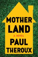 Cover art for Mother Land