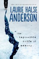 Cover art for The Impossible Knife of Memory