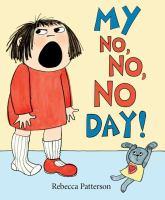 My No, No, No, Day!