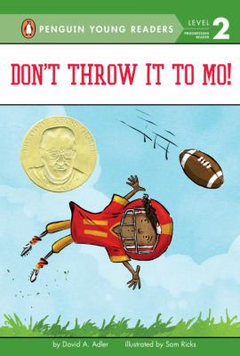 cover of Don't throw it to Mo!
