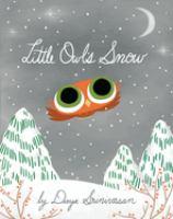 Little+owls+snow by Srinivasan, Divya © 2018 (Added: 2/14/19)