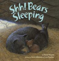 Book cover of Shh! Bears Sleeping