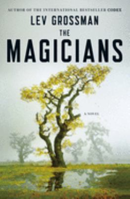 Cover image for The magicians