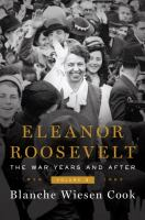 Cover art for Eleanor Roosevelt