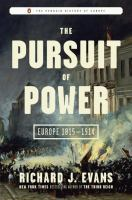 Cover art for The Pursuit of Power
