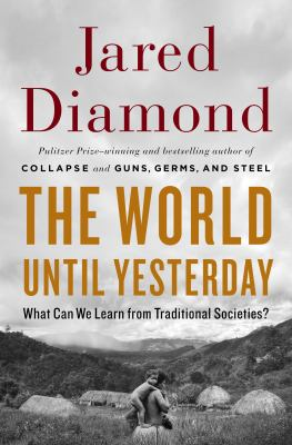 Cover image for The world until yesterday 