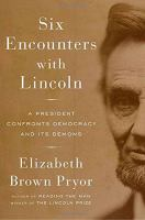 Cover art for Six Encounters with Lincoln