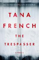 Cover art for The Trespasser
