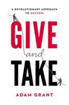 Cover image for Give and take