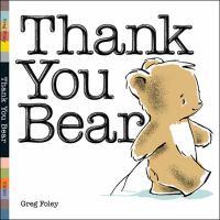 Thank You, Bear
