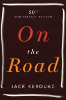 On the Road by Jack Kerouac (book cover)
