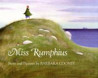 Cover art for Miss Rumphius