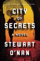 Cover art for City of Secrets