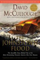 Cover art for The Johnstown Flood