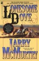 Cover art for Lonesome Dove
