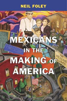 cover art for Mexicans in the Making of America