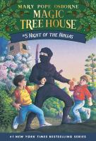 Cover art for Night of the Ninjas
