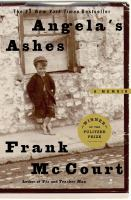 Cover art for Angela's Ashes