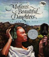 Cover art for Mufaro's Beautiful Daughters