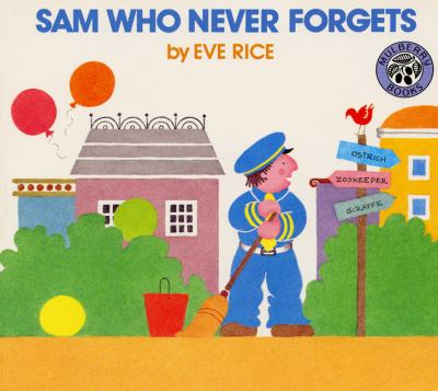 Cover image for Sam who never forgets