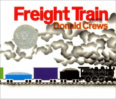 Book Cover: Freight Train