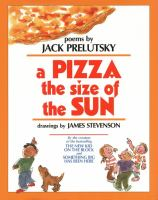 Cover art for A Pizza the Size of the Sun