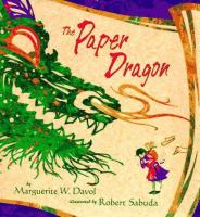Cover art for The Paper Dragon