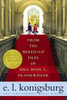 Cover art for From the Mixed- Up Files of Mrs. Basil E. Frankweiler