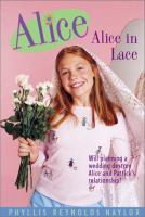 Alice in Lace cover