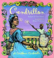 Cover art for Cendrillon