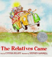 The+relatives+came by Rylant, Cynthia © 2001 (Added: 9/23/16)